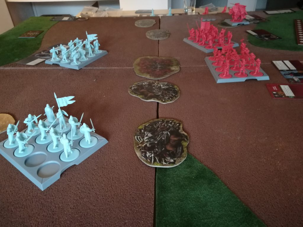 Test jeu A Song of Ice and Fire : Tabletop Miniatures Game