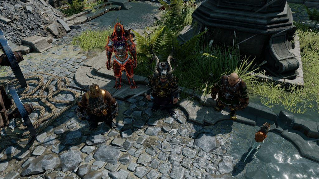 Escouade Divinity 2 Definitive Edition